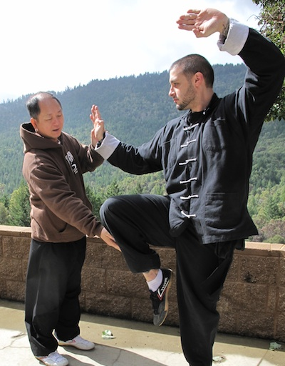 Senior Kung Fu Classes